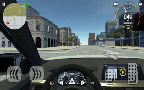 汽车模拟器