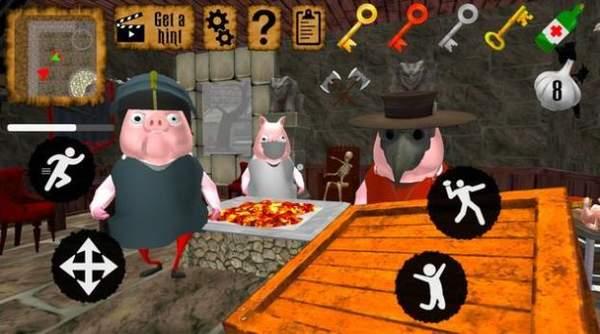 小猪医生逃跑游戏