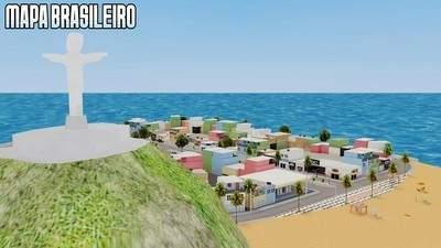 海滨城市模拟