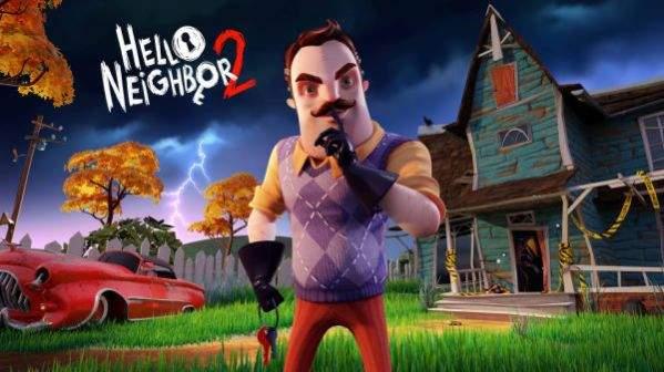 hello neighbor2