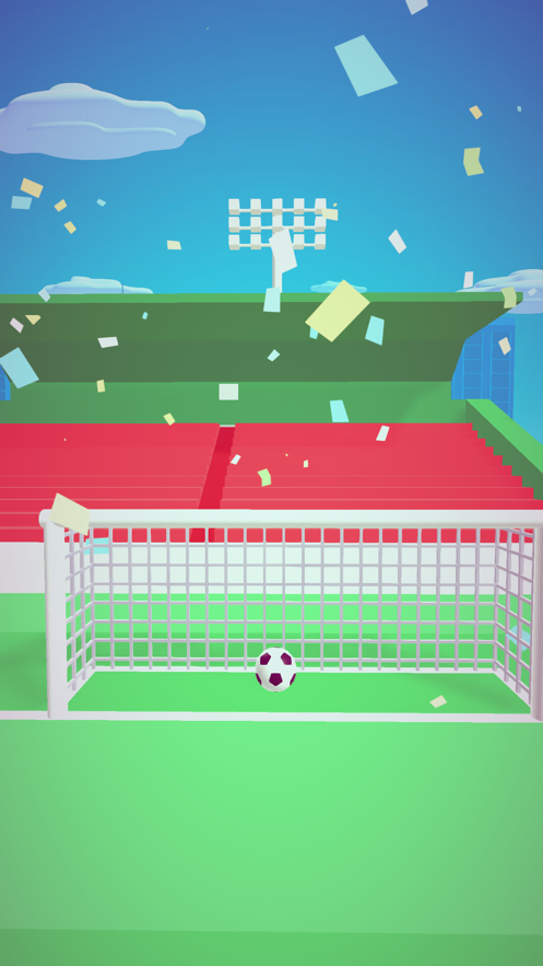 Lonely Soccer