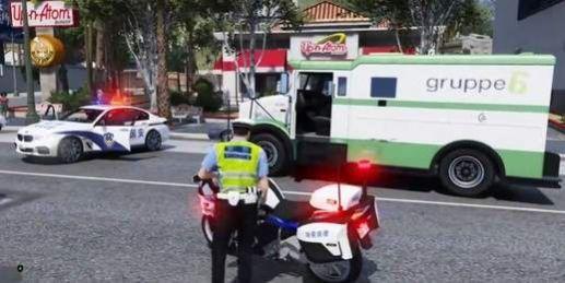 真实警察模拟器