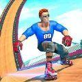 空中轮滑特技比赛v1.6