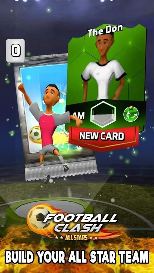 足球冲突全明星游戏2020最新版