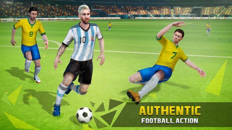 明星足球世界杯