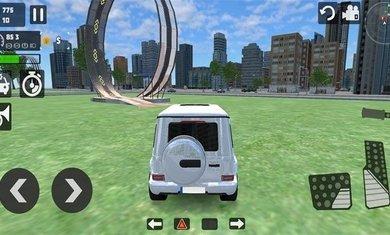 奔驰G63模拟器