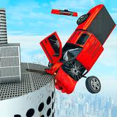 巨型坡道汽车特技挑战v1.0