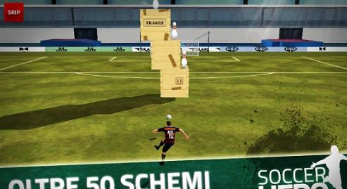 soccerhero破解版