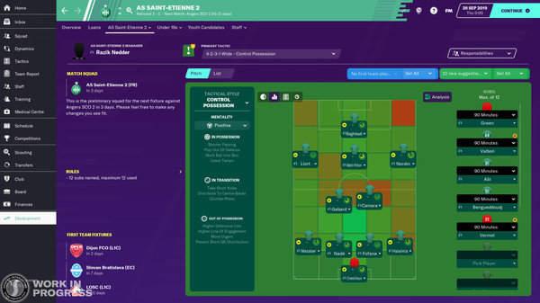 fm足球经理2020破解版