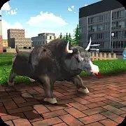 愤怒的公牛模拟器3D