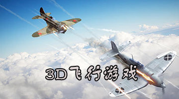 3D飞行游戏