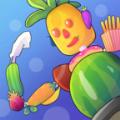 打造水果英雄