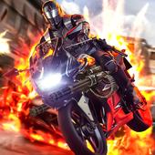 摩托车战斗竞赛