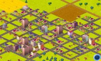 城市建造类游戏