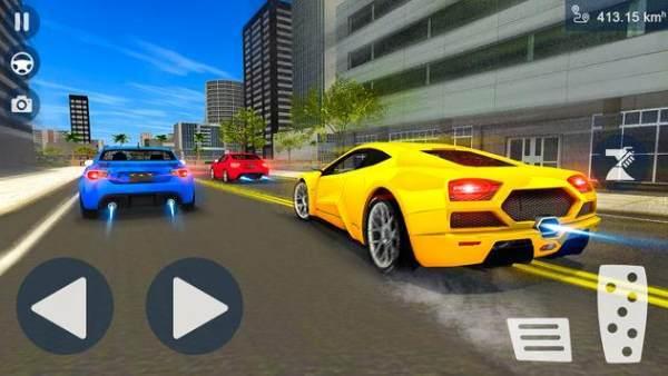 极限模拟器汽车驾驶