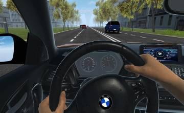 模拟汽车驾驶游戏