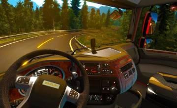 3d大卡车真实驾驶游戏