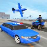 美国警用车运输